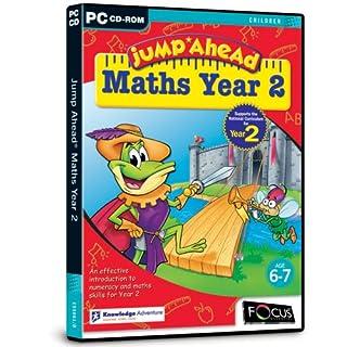 Jump Ahead Maths Year 2 (PC)
