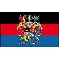 30 x 150 cm Langwimpel OSTFRIESLAND WIMPEL Ostfriesische Fahne Flagge ca