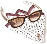 BOB SDRUNK mod. JFK ABC-18 Pret a Pochette Special Edition , made in Italy, sunglasses