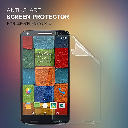Nillkin Screen Guard for Motorola Moto X Force Matte Anti Glare Finger & Camera Lens