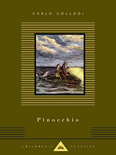 Pinocchio (Everyman's Library CHILDREN'S CLASSICS) par Carlo Collodi