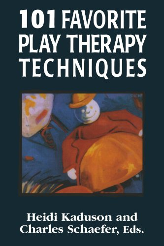101 Favorite Play Therapy Techniques (Child Therapy Series)