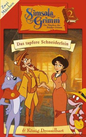 SimsalaGrimm 02: Das tapfere Schneiderlein/König Drosselbart