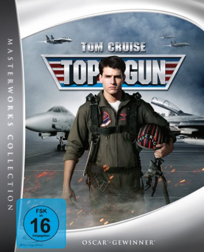 Top Gun - The Masterworks Collection [Blu-ray] (Tom Cruise Collection Blu-ray)