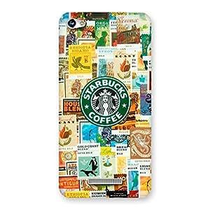 Premium Coffee SB Multicolor Back Case Cover for Micromax Hue 2