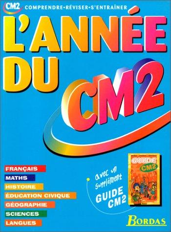 L'Année du CM2 par Collectif