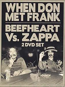 Captain Beefheart & Frank Zappa - When Don Met Frank: Beefheart Vs Zappa (2DVD Set) [2014] [NTSC]