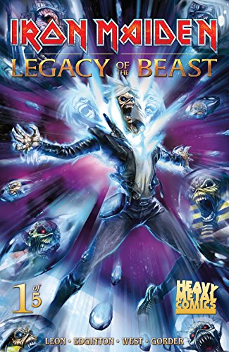 Iron Maiden: Legacy of the Beast #1 (of 5)