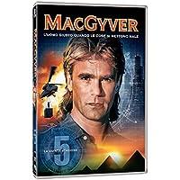 macgyver - season 05 (6dvd) box set dvd Italian Import