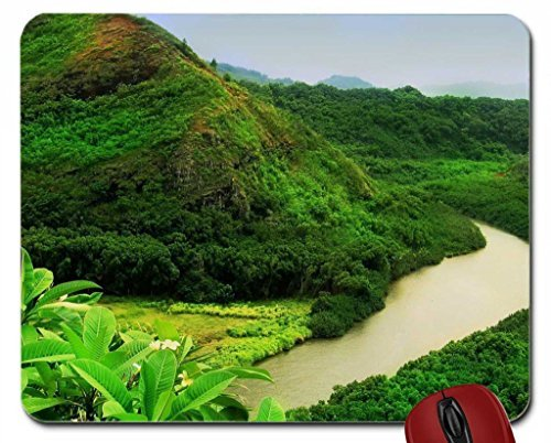 Amazonas River mouse pad