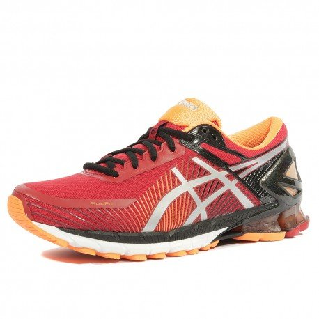 ASICS Gel-Kinsei 6, Chaussures de Course Homme - - Rouge, 49 EU EU