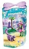 Playmobil Hadas - Niña con Búho (9140)