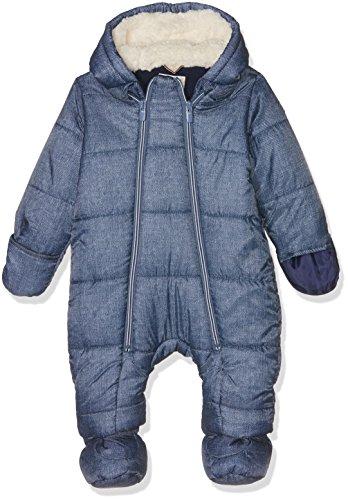 ESPRIT Baby-Jungen Schneeanzug RK46002 Blau (Deep Indigo 491), 92