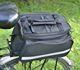 Multifunktionale praktische Fahrradtasche