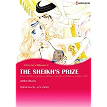 THE SHEIKH'S PRIZE (Harlequin comics)