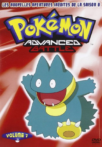 Pokémon, saison 8, vol. 7