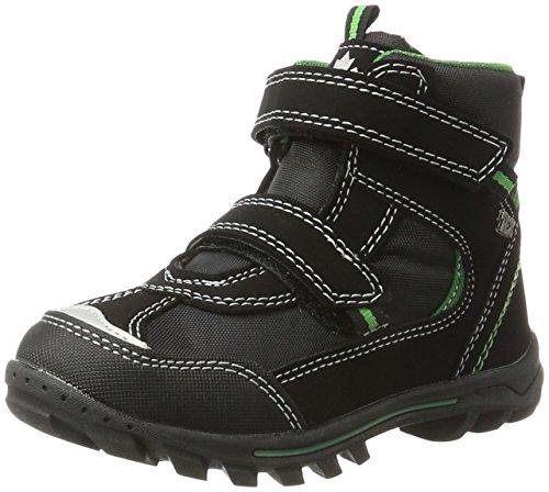 Canadians Jungen 463 080 Stiefel, Schwarz (Black), 35 EU
