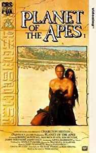 Planet Of The Apes [VHS] [UK Import]