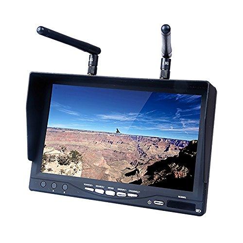 Preisvergleich Produktbild DS24 FPV Monitor Set für GoPro 3/3+/4
