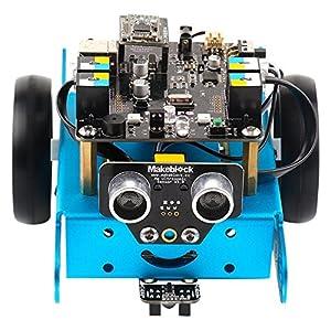 51W6E4 CV8L. SS300  - Makeblock 90050 - Robot Educativo mBot, STEM Arduino programable con Scratch