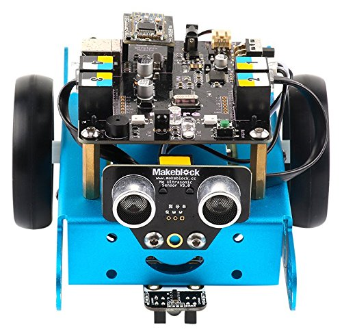 51W6E4 CV8L - Makeblock 90050 - Robot Educativo mBot, STEM Arduino programable con Scratch