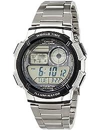 Casio Reloj con movimiento cuarzo japonés D082 ... f091829b59a9