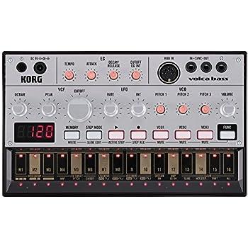 Korg Volca Bass - Analogue Bass Machine Synthesizer