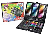 Aidle 148pcs Artist Art Drawing Sets, Colored Pencil Drawing Art Marker Pen Set