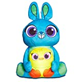 Worlds Apart- Ami Nuit Peluche Lumineuse GoGlow Toy Story 4 Ducky et Bunny, 258TYY, Bleu/Yellow
