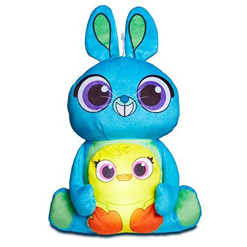 Disney 258TYY Toy Story 4 Ducky and Bunny Kinder Nachtlicht Pal, weich, Blau