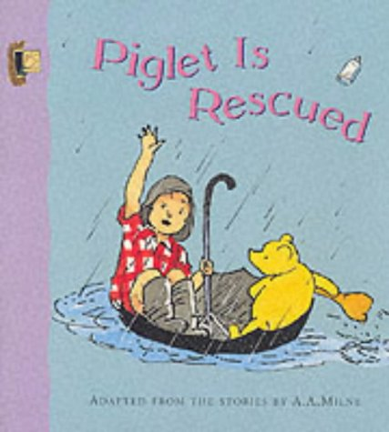 Piglet is rescued
