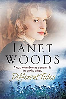 Different Tides by [Woods, Janet]