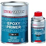 Inter troton Imprimación epoxi 2K 10: 1anticorrosión 1L incluye Endurecedor