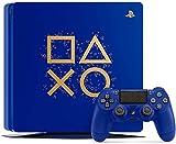 Sony PlayStation 4 Schlanke 1TB Limited Edition Console - Days of Play Bundle [Nicht mehr]