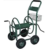 Timbertech Hose Reel Trolley with Basket - Best Reviews Guide