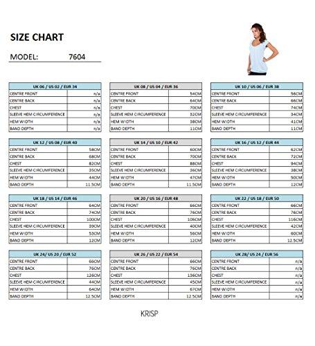 KRISP® Umstandsmode Damen Shirt Grau (7604)