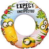 Unbekannt Schwimmring aufblasbar -  Minions - ich einfach unverbesserlich  - passend für 2 bis 6 Jahre - Schwimmreifen & Schwimmhilfe - für Mädchen & Jungen - aufblas..