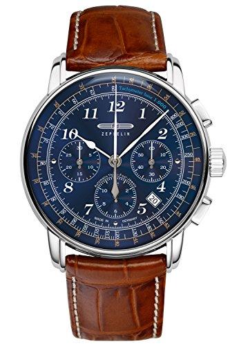 Zeppelin Reloj de caballero 7624-3