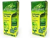(2 PACK) - Aus/Tea T Antiseptic Cream | 50ml | 2 PACK - SUPER SAVER - SAVE MONEY