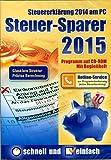 Steuer-Sparer 2015 Bild