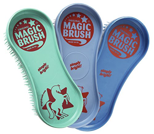 MagicBrush 328309 Set Deep Sea (Pferde-pflege-set)