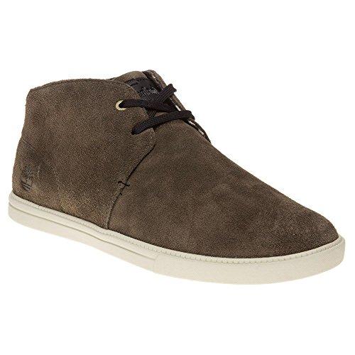 Timberland Fulk Mid Homme Boots Marron Marron
