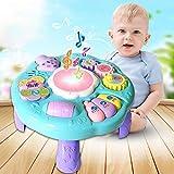 Baby Spielzeug Musical Lerntisch Früherziehung Musik Aktivität Zentrum Spieltisch Kleinkinder Säuglings Kinder Spielzeug Anzug Für Babys