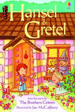 Hansel And Gretel: Gift Edition (3.1 Young Reading Series One (Red))