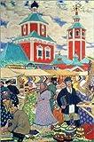 Posterlounge Forex-Platte 120 x 180 cm: auf der Messe von Boris Mihajlovic Kustodiev/Bridgeman Images