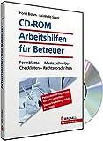 CD-ROM Arbeitshilfen f�r Betreuer: Formbl�tter, Musterschreiben, Checklisten Bild