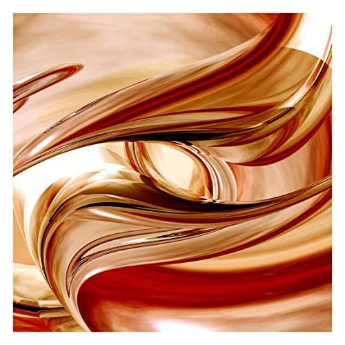 Tapete selbstklebend - Mandalay - Fototapete Quadrat 288x288 cm -