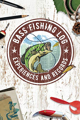 Bass Fishing Log: Experiences and Records