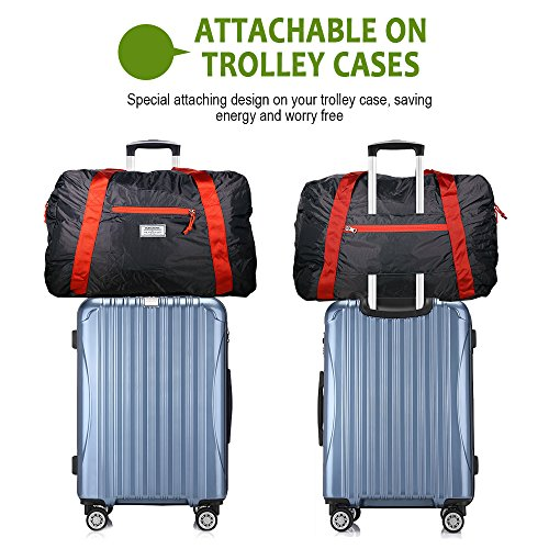 Mangrove Sporttasche Ultraleicht Reisetasche Fitness Tasche Matchbag 53cm 46L Medium in Kompaktgröße für Umkleidespinde Grau