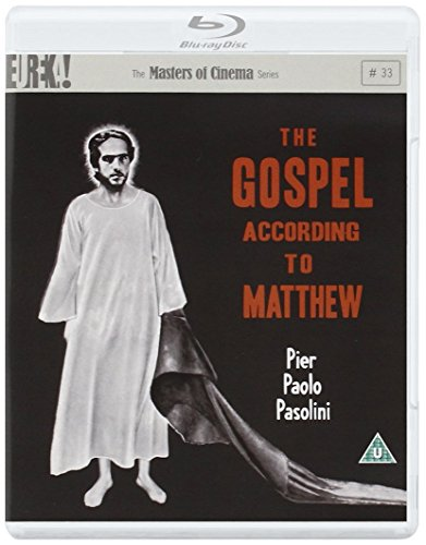 The Gospel According To Matthew [Dual Disc]